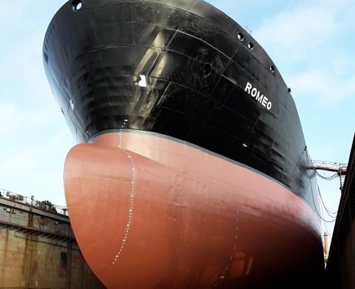 ROMEORiga ShipyardOct.-Nov. 2017