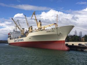 CROWN OPALTallinn ShipyardDry Dock 2017