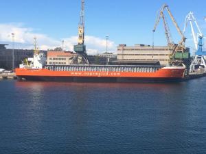 LADY MATHILDENetaman ShipyardDry Dock 2017