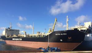 NATIG ALIYEVTallinn ShipyardDry Dock 2017