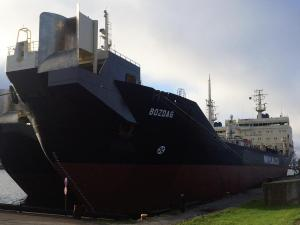 BOZDAGTallinn ShipyardDry Dock 2017