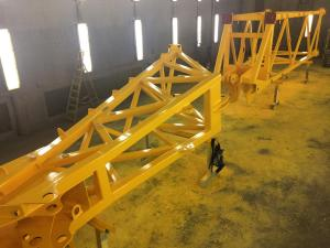 Lattice Boom Crane for platform in North SeaNATIONAL OILWELL VARCO NORWAY ASFeb. – July 2017
