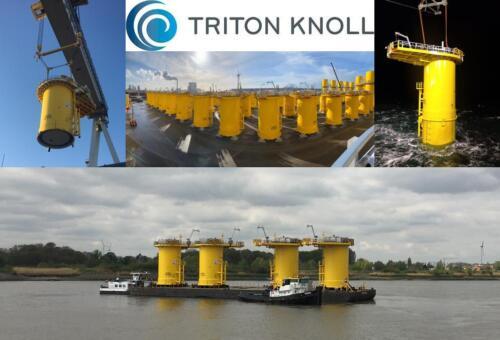 Triton Knoll Wind FarmSmulders Projects Belgium (Hoboken yard)Jan.-Apr. 2020